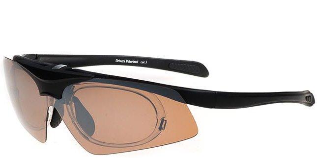 Солнцезащитные очки AUTOENJOY Очки для водителей мужские с поляризационными линзами и диоптрийной рамкой AUTOENJOY (АВТОЭНДЖОЙ) AEJSM02BM