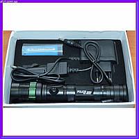 Фонарь ручной аккумуляторныйPoliceBL-Z845530000W