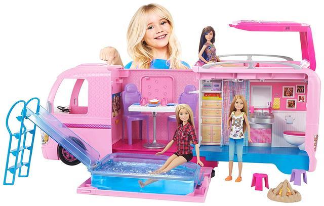 Игровой набор Barbie DreamCamper