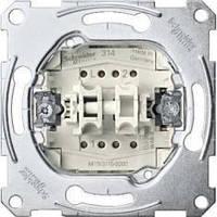 Механизм выключателя двухклавишного Merten Schneider Electric