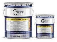 Однокомпонентна поліуретанова гідроізоляція CLEVER PU BASE 120, 25кг