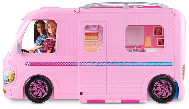 Barbie Кемпер мечты
