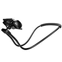 Гибкий держатель Baseus Necklace Lazy Bracket для смартфона планшета от 4-10 дюймов на шею 360 градусов