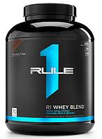 Протеин сывороточный, Rule 1,  Whey Blend Protein, 2,35 kg