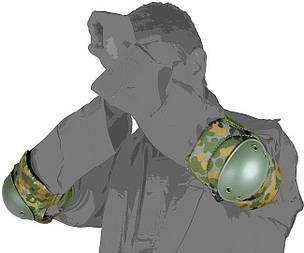 Тактические налокотники MilTec Flectarn 16232021, фото 2