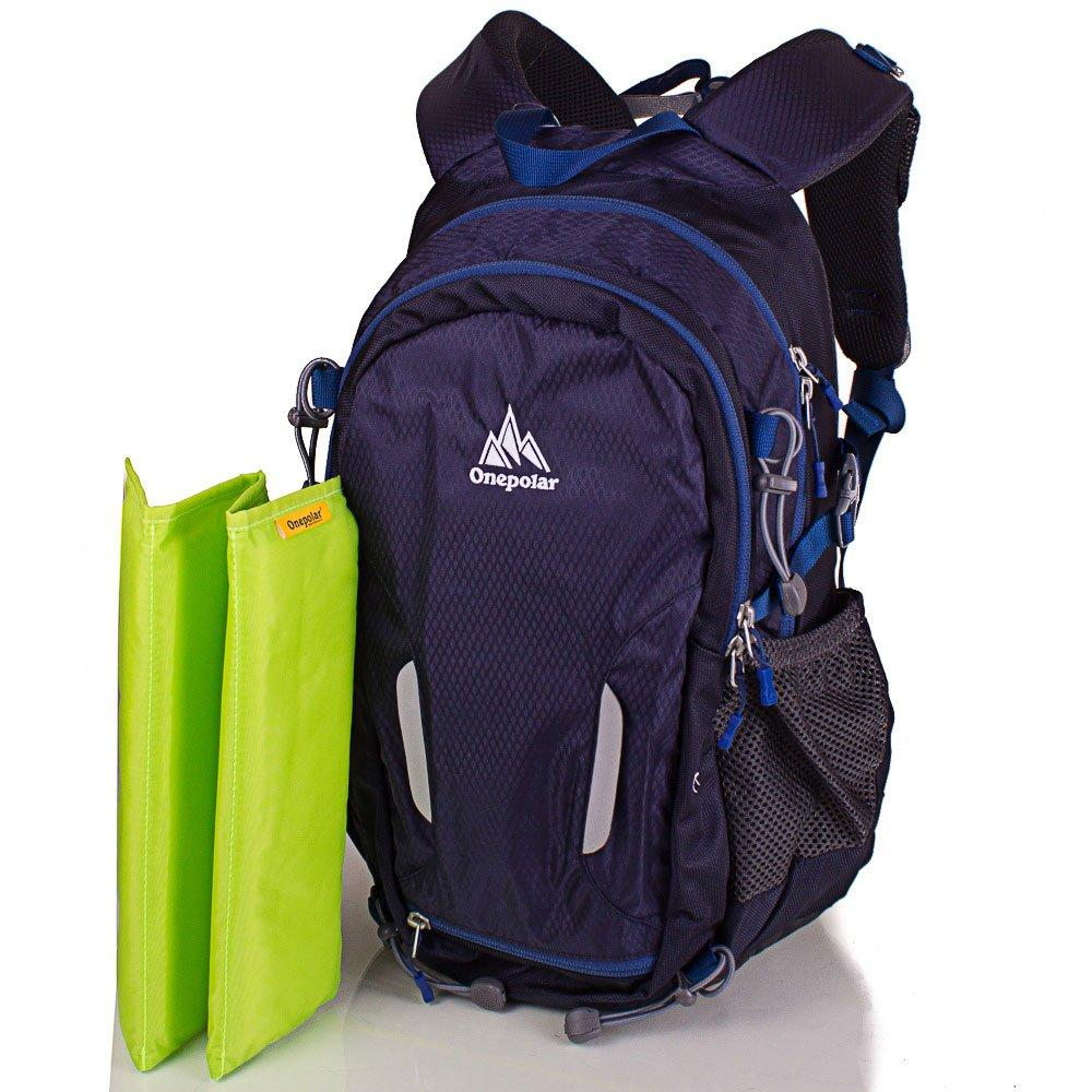 Женский рюкзак ONEPOLAR (ВАНПОЛАР) W1537-blue