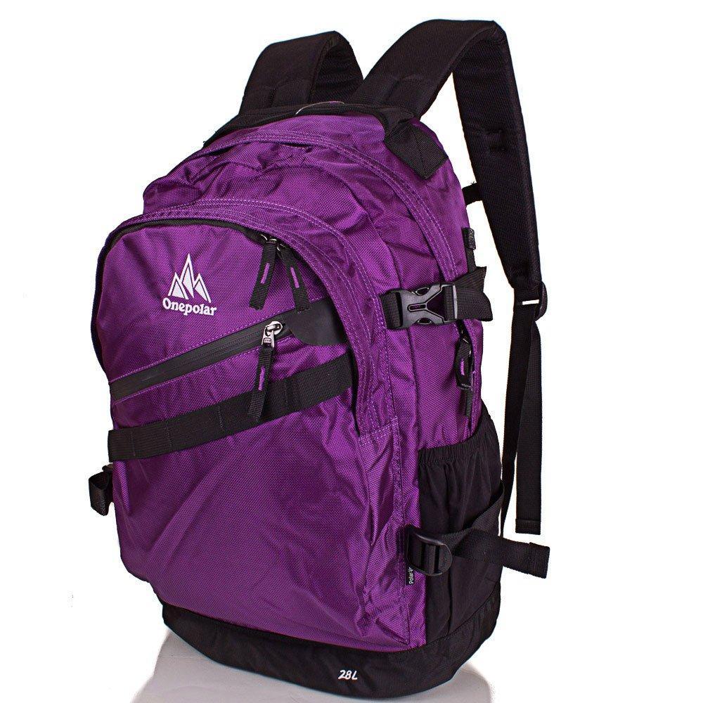 Рюкзак спортивный Onepolar Женский рюкзак ONEPOLAR (ВАНПОЛАР) W1967-violet