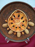 Декоративная тарелка на кухню или кафе