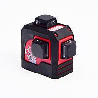Лазерный уровень/лазерный нивелир 3D Fukuda MW-93TR в сумке