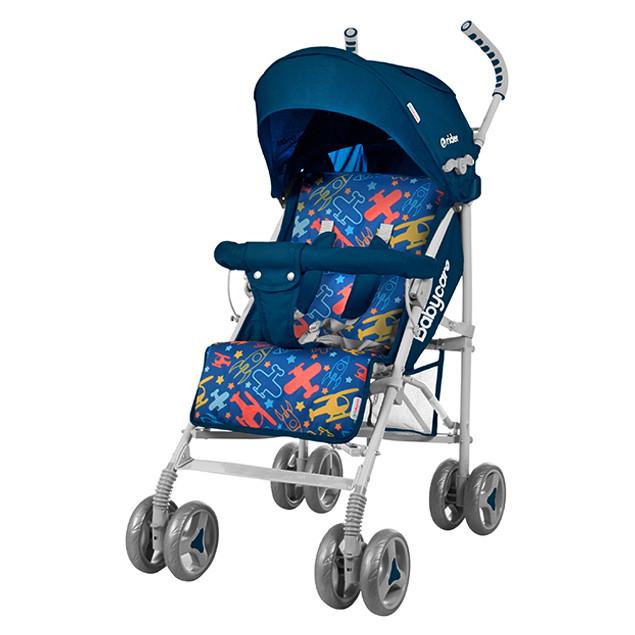 Коляска-трость Rider, «Babycare» (BT-SB-0002/1), цвет Blue (синий)