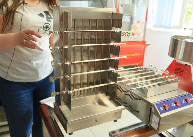 Электрошашлычница КИЙ В Ш 5 нагреватель