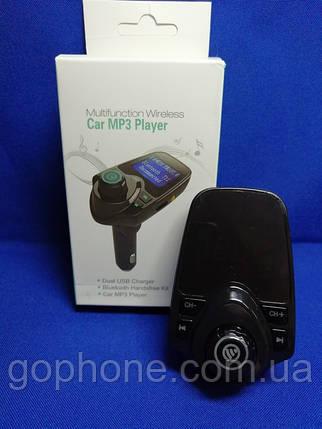 MP3 Fm Bluetooth модулятор T11 , фото 2