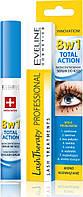 Eveline Cosmetics Multi-Purpose Eyelash Serum Total Action 8in1 Сыворотка для ресниц