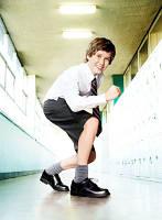 Уже в наличии новая коллекция школьных туфлей ТМ FS для мальчиков