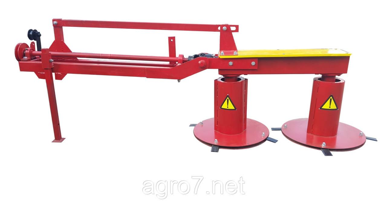 Косилка роторная для мототрактора КР-1.1 БМТ