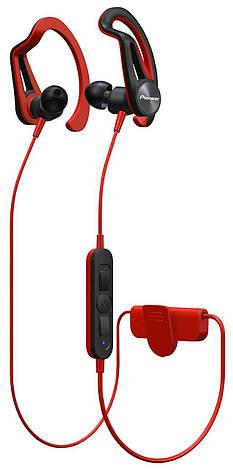 Наушники беспроводные Pioneer Red SE-E7BT, фото 2