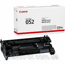 Заправка картриджа Canon 052 для друку i-sensys LBP212dw, LBP214dw, LBP215x, MF421dw, MF426dw, MF428x