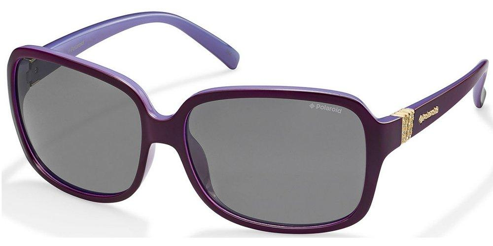 Солнцезащитные очки Polaroid Очки женские с поляризационными линзами POLAROID (ПОЛАРОИД) P5006S-PUT60AH
