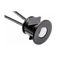 Диммер сенсорный мебельный 24W DC12V (вкл/выкл/яркость) черный