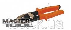 MasterTool  Ножницы по металлу 250 мм ПРАВЫЕ (левый рез), CrMo, Арт.: 01-0426