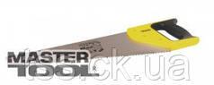 MasterTool  Ножовка столярная 400 мм, 7TPI MAX CUT, каленый зуб, 3-D заточка, полированная, Арт.: 14-2140