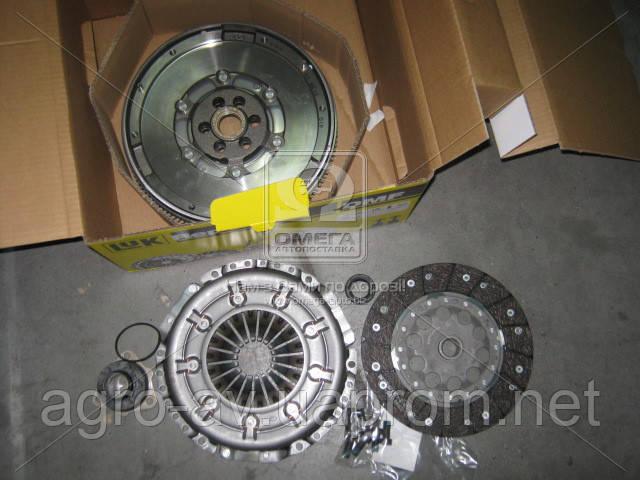 Сцепление+маховик (600 0083 00) VW PASSAT, SKODA SUPERB AUDI A6 1,6-1,8-2,0 94-05 (Пр-во LUK)