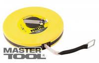 MasterTool  Рулетка 20 м*13 мм, полотно из стекловолокна, Арт.: 69-2013