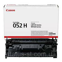 Заправка картриджа Canon 052H для друку i-sensys LBP212dw, LBP214dw, LBP215x, MF421dw, MF426dw, MF428x