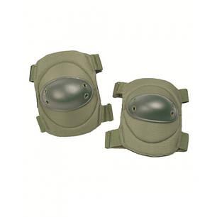Тактические налокотники MilTec Olive 16232001, фото 2