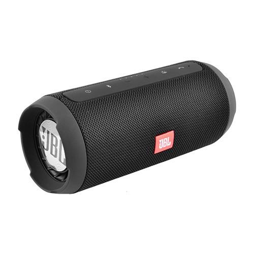 Bluetooth-колонка JBL CHARGE K3+ (черная) c функцией PowerBank, радио, speakerphone (оптом)