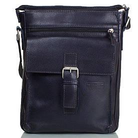 Шкіряна чоловіча сумка-планшет ETERNO (ЭТЭРНО) ERM512BL