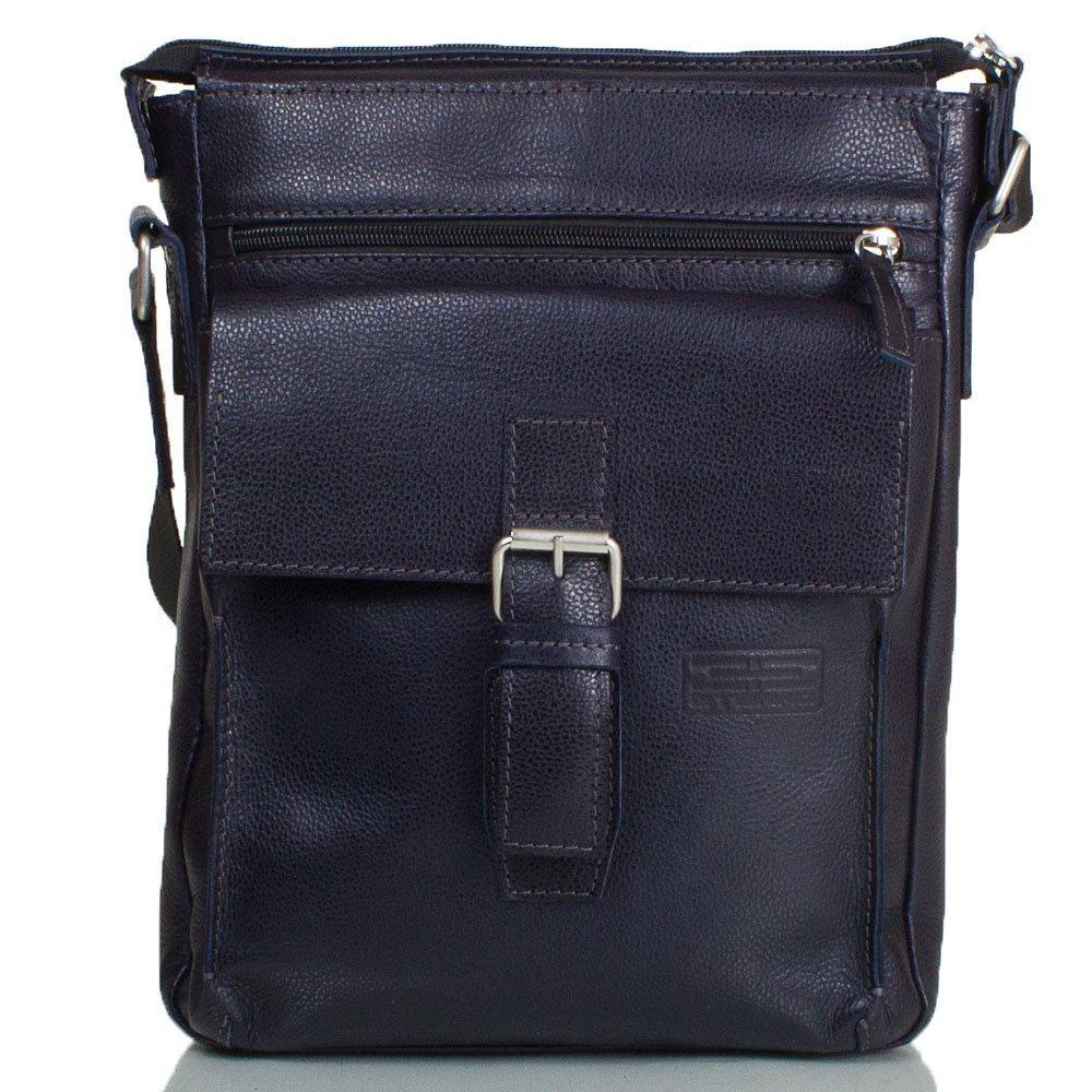 81233295e4f8 Сумка-планшет ETERNO Кожаная мужская сумка-планшет ETERNO (ЭТЭРНО) ERM512BL  - Интернет