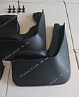 Брызговики Volkswagen Jetta 2010-2014 ( комплект 4 шт ), фото 7