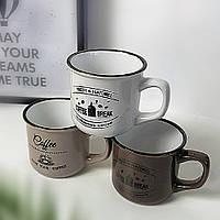 Набор кружек для кофе, 3 шт. (IMP_19)