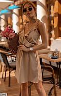 Платье женское летнее легкое софт 42-46 размеров, 5 цветов