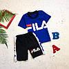 """Летний костюм  """"FILA"""", фото 2"""