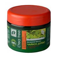 """✅""""TEA TREE"""" Шампунь-бальз. ПРОТИВ ПЕРХОТИ с маслом чайного дерева 500г."""