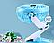 Вентилятор Mini fan ML-F168 с прищепкой, фото 9
