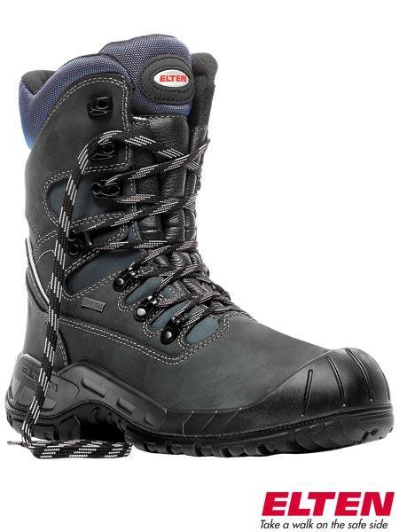 Защитные ботинки EL-68461 изготовлены из бычьей кожи ELTEN MAJA GTX