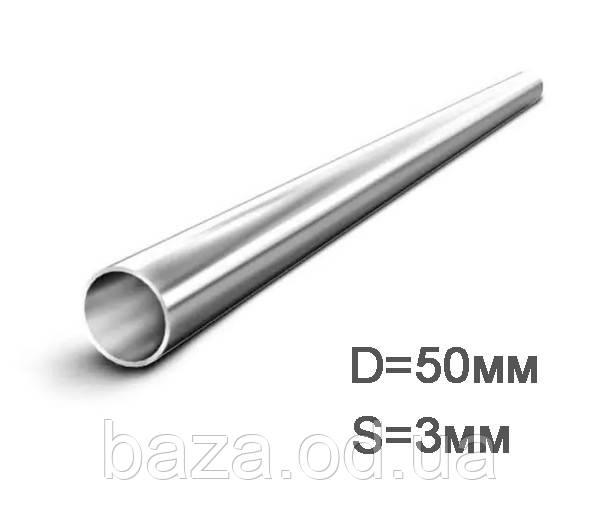 Труба металлическая круглая ВГП ДУ 50x3 мм мера