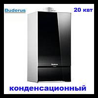 Котел газовый двухконтурный Buderus Logamax plus GB172i-20 KD черный