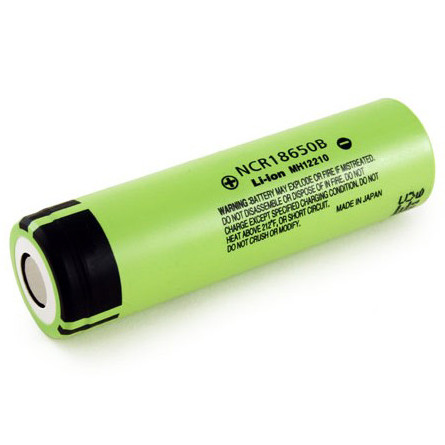 Аккумулятор Battery 18650 Art-5800 mAh (1 шт. в упаковке)