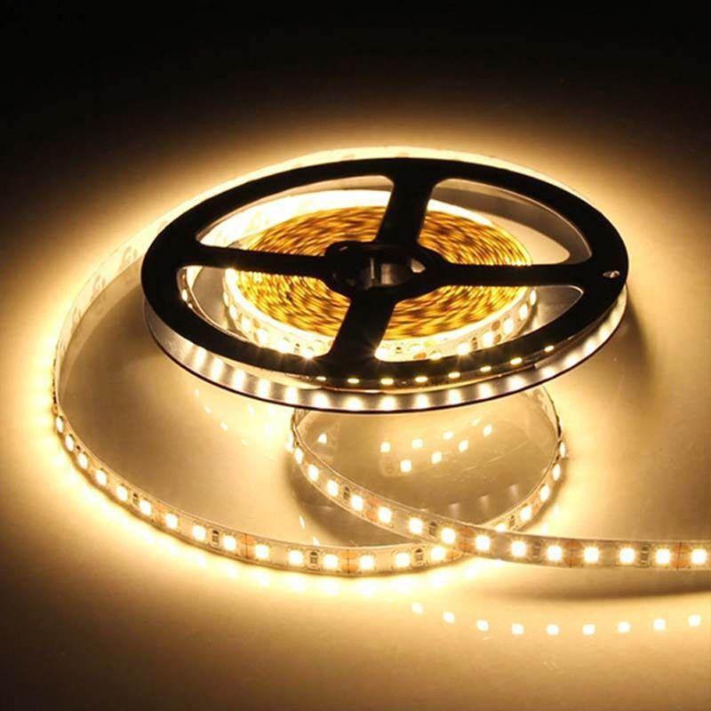 Светодиодная LED лента гибкая 12V PROlum™ IP20 3528\120 Standart