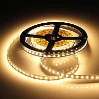 Светодиодная LED лента гибкая 12V PROlum™ IP20 3528\120 Standart, фото 1