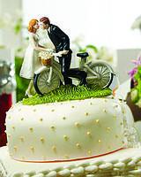 Фигурки на свадебный торт
