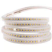 Светодиодная LED лента гибкая 220V PROlum™ IP68 5630\120 Premium, фото 1