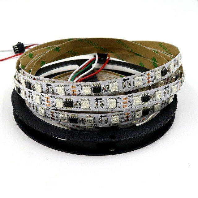 """Светодиодная LED лента SMART 12V PROlum™ IP20 5050\60 Series """"SMART"""""""
