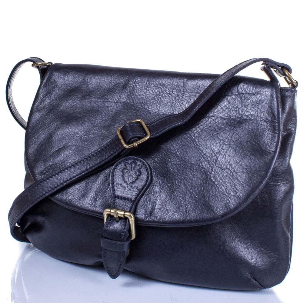 Саквояж (ридикюль) ETERNO Женская кожаная сумка ETERNO (ЭТЕРНО) ETK179-6