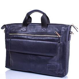 Шкіряна чоловіча сумка ETERNO (ЭТЭРНО) ERM415BL