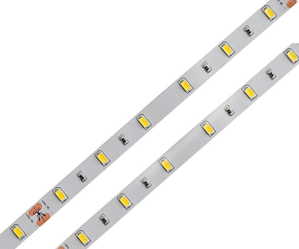 Светодиодная LED лента гибкая 12V PROlum™ IP20 5630\60 Standard PLUS, фото 1